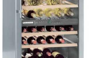 Винный шкаф – начальные характеристики
