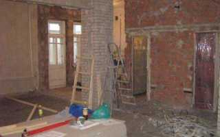 Косметический ремонт квартиры – нюансы