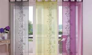 Японские шторы — тонкое восточное настроение в дизайне интерьера