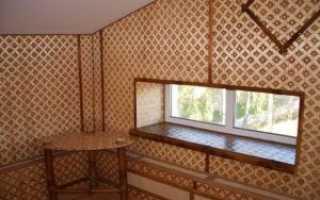 Бамбуковые панели на стены