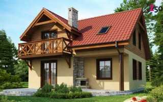 Конструкция и дизайн дома