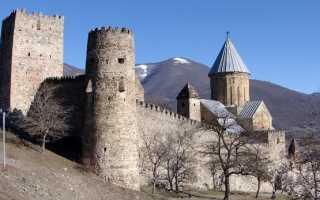 Современная архитектура Грузии