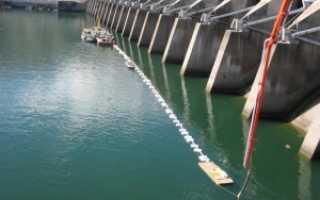 Подводное бетонирование