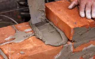 Назначение строительного раствора
