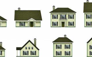 Дачный дом – строительная информация