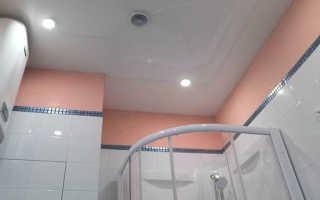 Вентиляция ванны