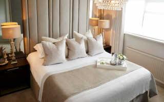 Пять удачных интерьеров гостиницы