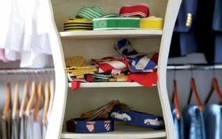 Идеи для хранения вещей в небольшой квартире