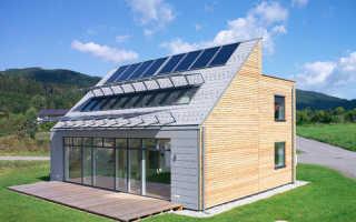 Теплый дом – энергоэффективный