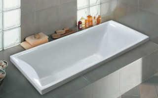 Как закрепить ванну чугунную