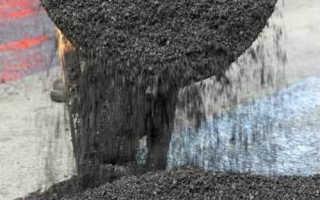 Асфальтовый бетон и его классификация