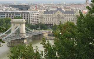 Архитектура Венгрии – водные мотивы