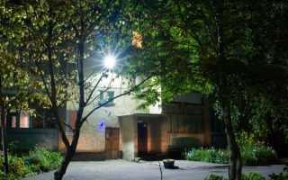 Прожектор светодиодный уличный – универсальный источник света