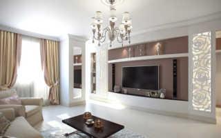 Яркие цветовые тенденции при оформлении помещения