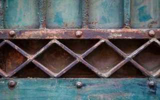 Покраска металла для длительной защиты