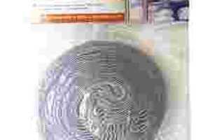 Репейная лента для сеток