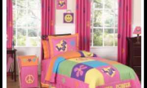 Цвета детской комнаты – советы экспертов