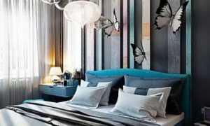 Цвета для спальни и ее стиль