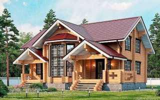 Долголетие деревянного дома