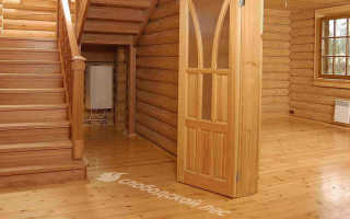 Комфорт деревянного дома