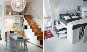 Создание автономных зон комфорта в квартире