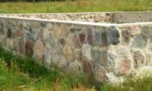 Растворы для кладки камня – искусственного, природного, бутового