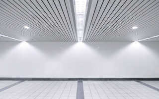 Потолок металлический