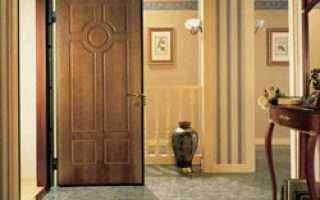 Входные двери – критерии выбора