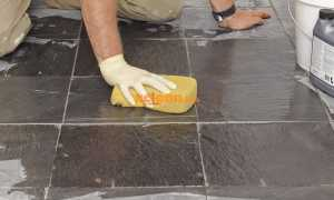 Как очистить цементный раствор