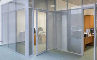 Двери офисных перегородок